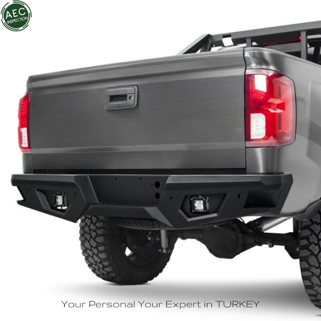 ranger bumper