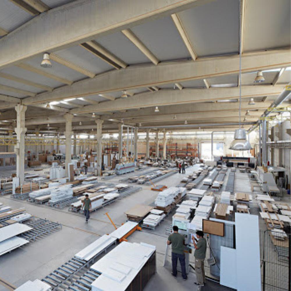 furniture factory in Turkey